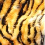 Pels med dyremønster