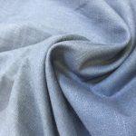 Vasket lin blågrå