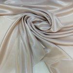 Silke sateng med stretch 1,4 m bredde