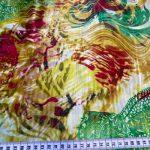 Silke sateng 1,45 m bredde