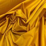 Perle bomull 150g/m2 gul oransje