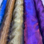 Organza to farget
