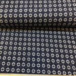 Jersey strikket blå ruter
