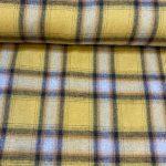 Rutete skjorte stoff