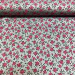 Bomullssateng med mønster